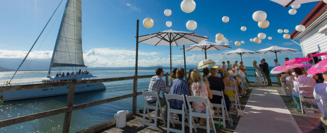 Wedding Celebrant Port Douglas