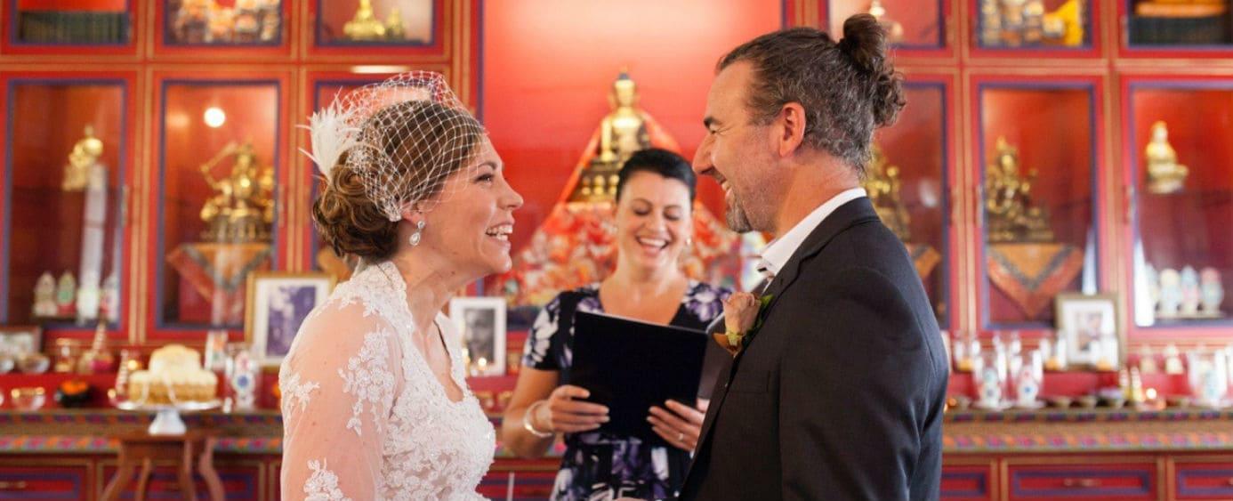 Atherton Wedding Celebrant